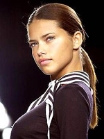 Photo and video archive with naked Adriana Lima
