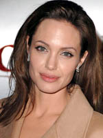 Photo and video archive with naked Angelina Jolie