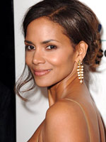 Photo and video archive with naked Halle Berry